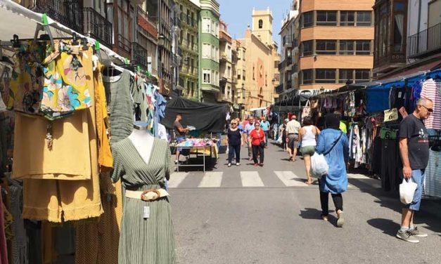 El Mercado del Jueves regresa a su ubicación anterior
