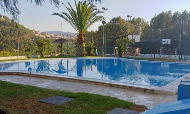 Actos vandálicos obligan a cerrar la piscina de Cárrica