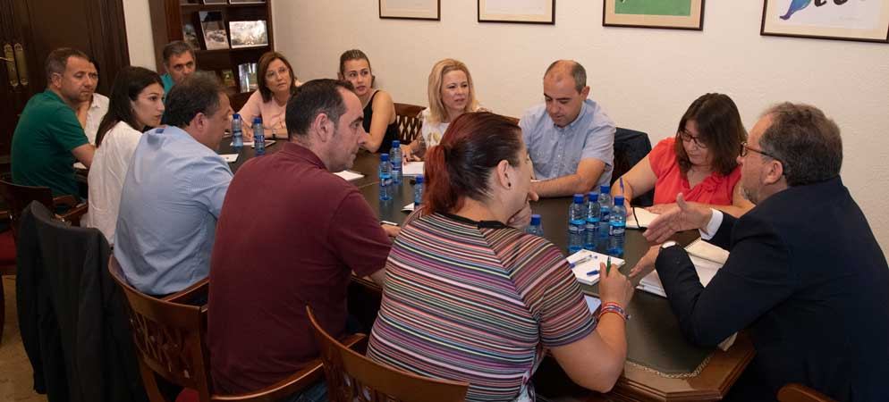 Pepe Martí designa a Patricia Puerta vicepresidenta de la Diputación