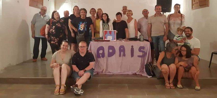 Adais Palancia cumple cinco años de vida como asociación