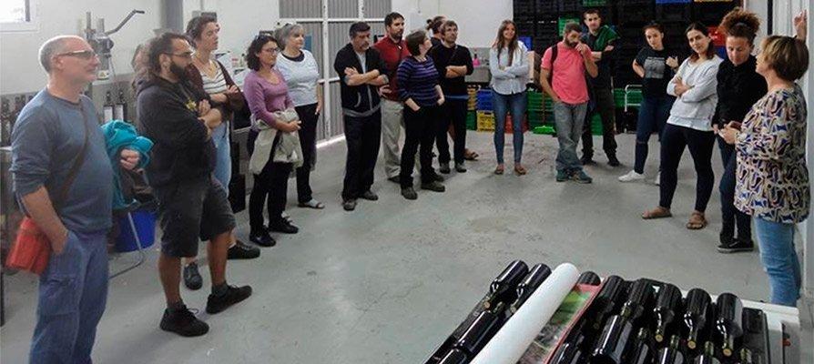 IV Jornadas de Promoción del Cooperativismo en Almedíjar