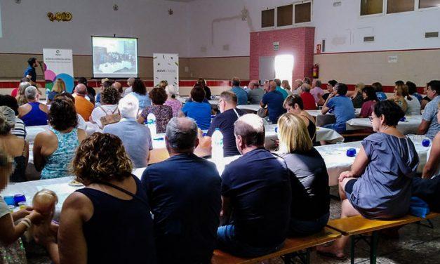 Mas de 100 personas asisten en Jérica a una Cata de Aceite