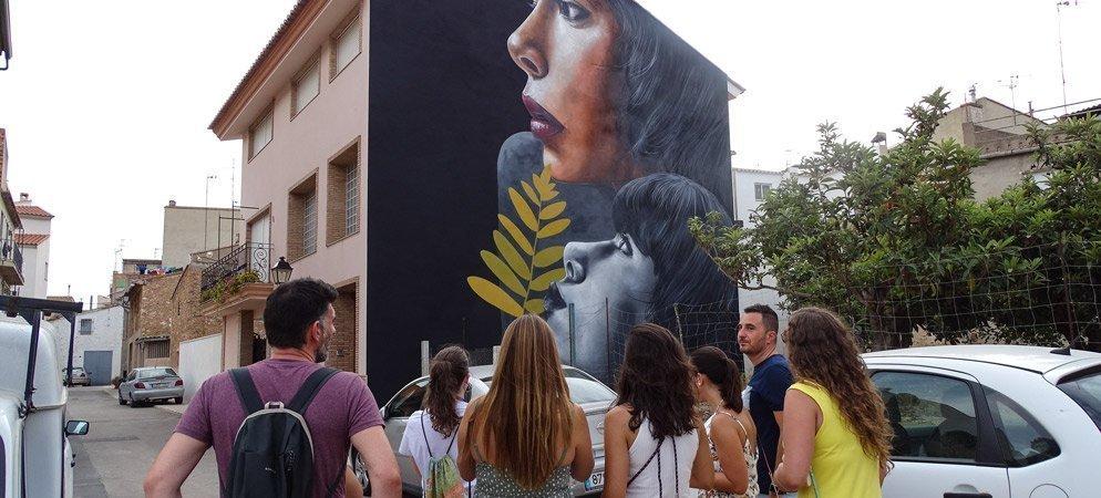 ImaginArte Geldo suma 5 murales a la localidad