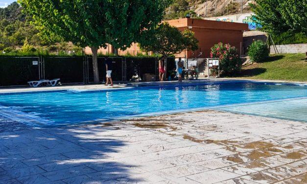 Castellnovo abrirá el sábado la piscina municipal