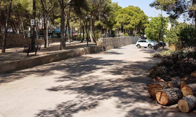 Altura inicia la adecuación del Parque Municipal