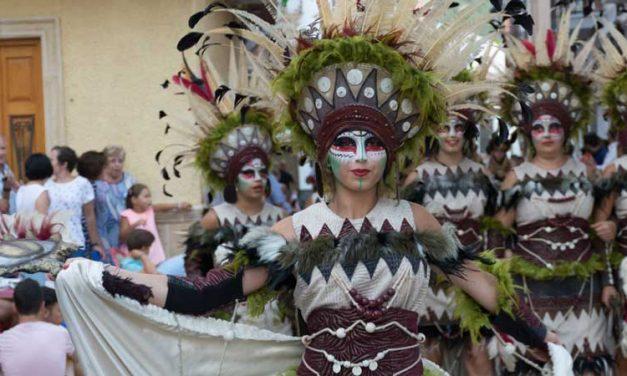 Gaibiel celebra esta tarde la XXII Entrada Mora