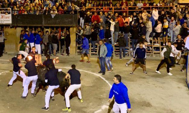 Emboladores Els Amics ganó anoche el Concurso Ciudad de Segorbe