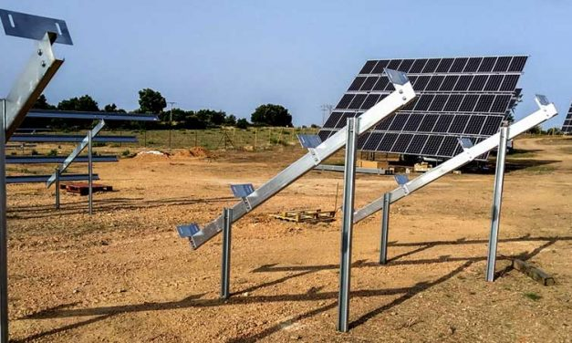 Una empresa segorbina monta plantas solares en Zamora