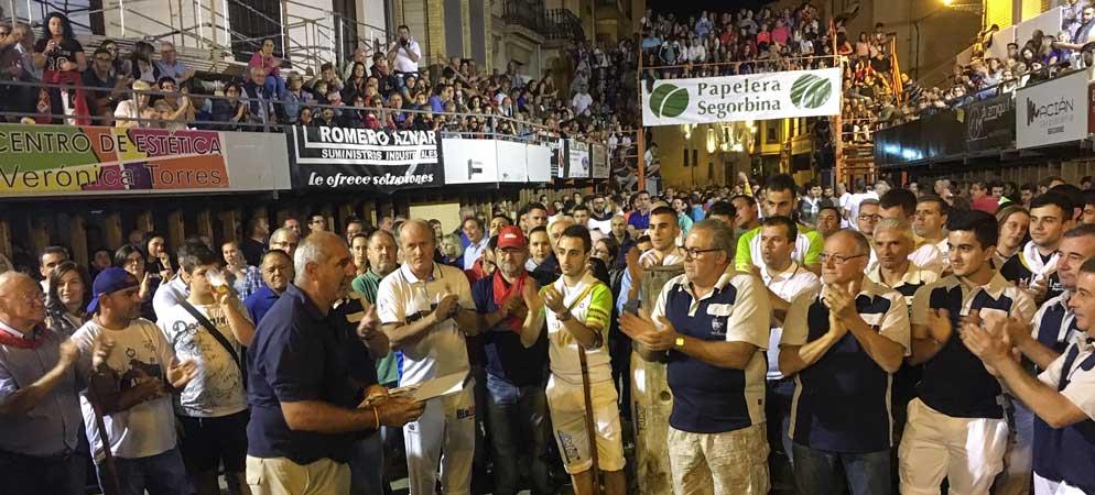 Los del Vitorino ofrecen un homenaje a Fernando Machancoses