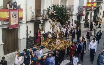 Jérica celebra hoy la Pastorica para iniciar mañana su semana taurina