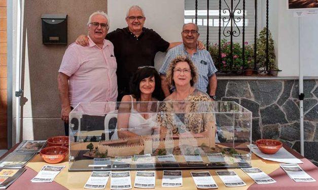 Almedíjar celebró ayer el anual Encuentro de Pueblos del Espadán