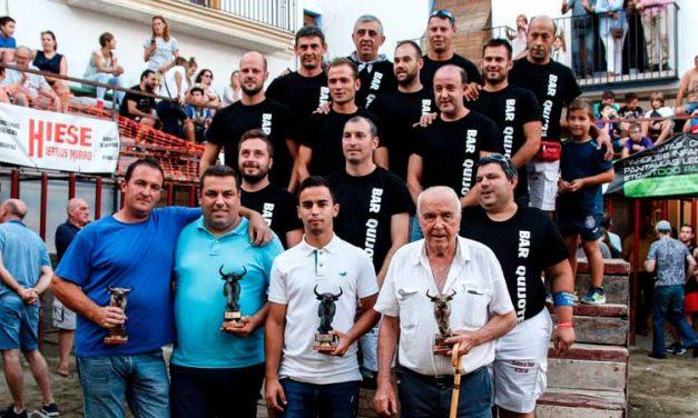 La ganadería de Dani Machancoses acapara premios en Altura