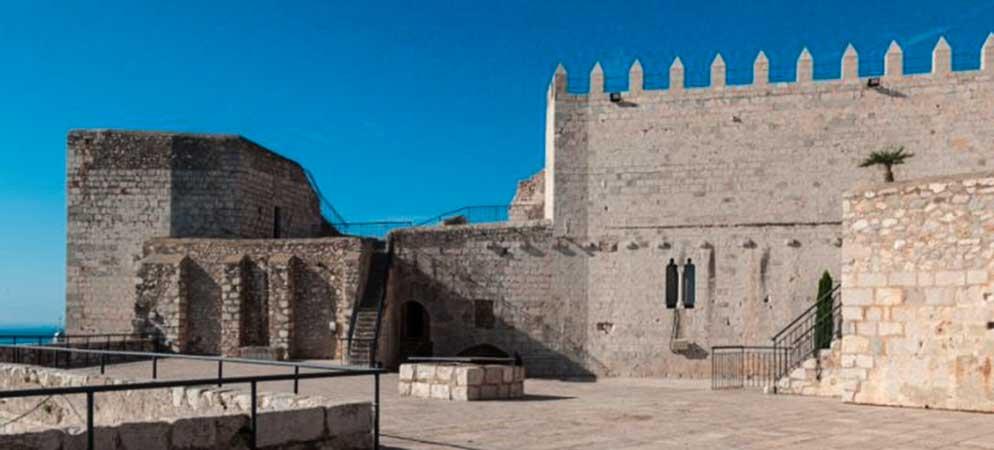 Visitas gratis al Castillo de Peñíscola