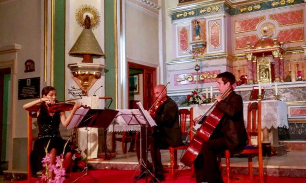 Gaibiel celebra un concierto de Música en el Silencio