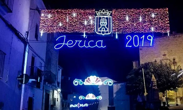 Jérica  celebra las fiestas en honor a la Divina Pastora