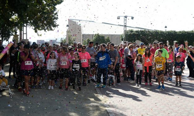 ASAC reúne a 350 corredoras en la V Marcha