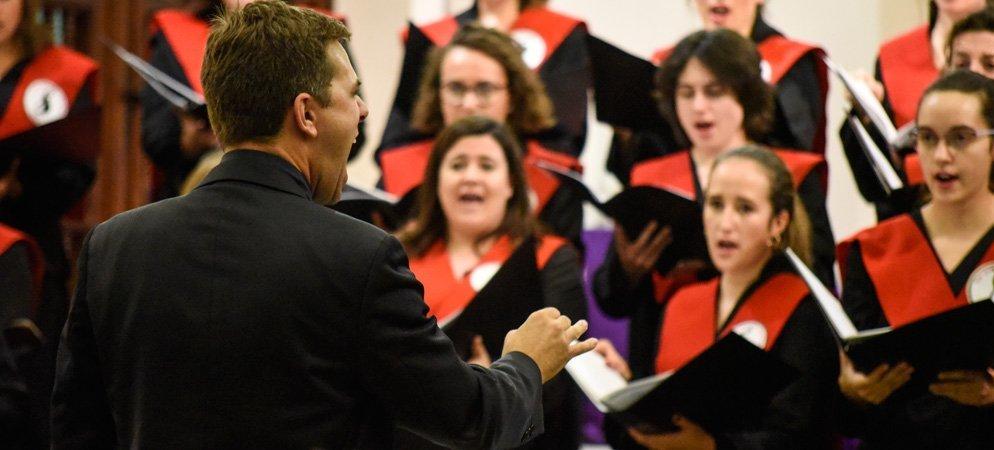 Convocan el XXXIV Concurso de Composición Coral Juan Bautista Comes