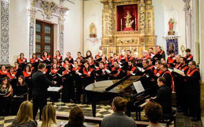 El Coro Universitario de Sant Yago abre el Festival Coral de Segorbe