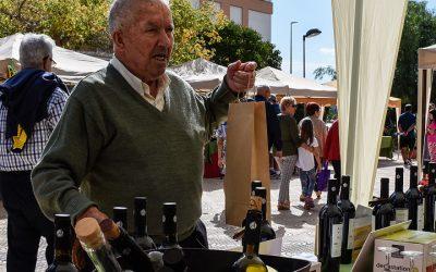 Las altas temperaturas animan las visitas de la Feria Agrícola de Segorbe