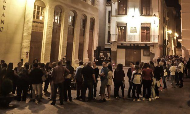 Más de 1.000 personas pasaron por el Festival de Cine de Segorbe
