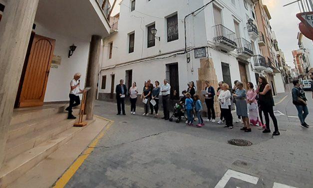 Cuatro poblaciones de la Mancomunidad conmemoran el Día de las Escritoras