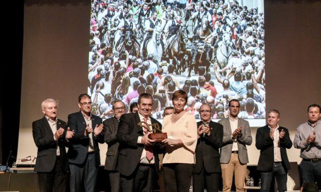 La Entrada de Toros y Caballos recibe uno de los premios taurinos más importantes