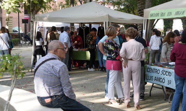 Una veintena de ONGs en la Feria del Voluntariado de Segorbe