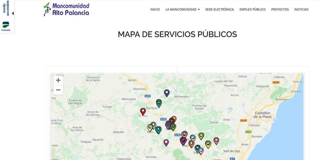 La Mancomunidad hace su web más accesible y fomenta la participación ciudadana