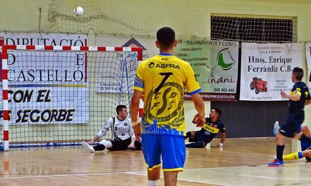 Viveros Mas de Valero derrota al Vila-Sport con un rotundo 9-5