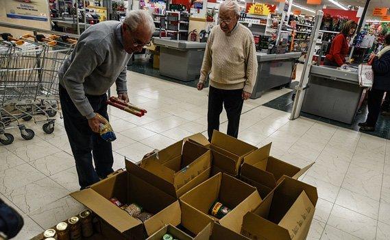 Cáritas supera la Campaña de Recogida de Alimentos del pasado año