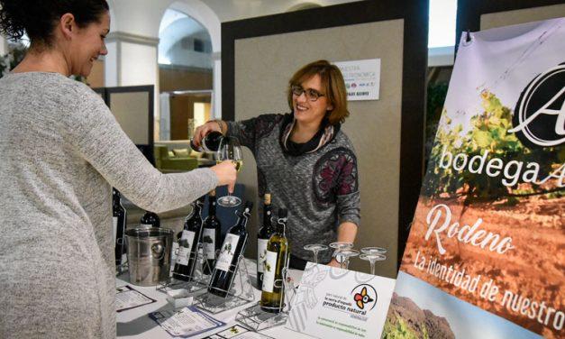 Diez años de vino de Almedíjar