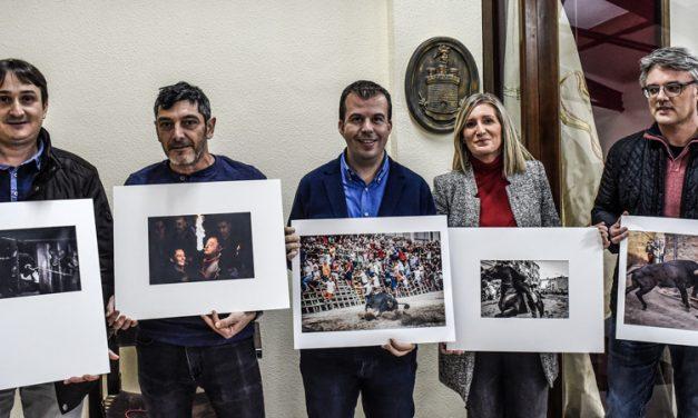 José Llop y David Torres son premiados en  el Certamen de Fotografía Taurina
