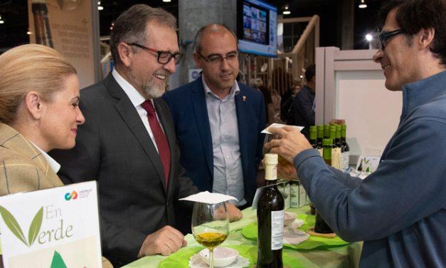 Los productos artesanos de la comarca, presentes en Gastrónoma 2019