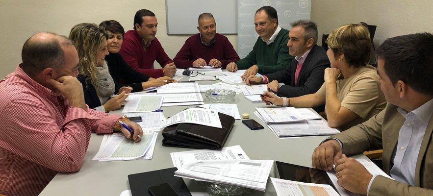 El PP propone un plan de instalaciones deportivas en Diputación frente a los recortes del PSPV