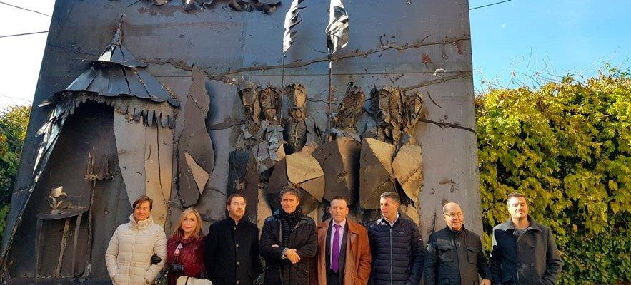 Barracas y Segorbe contarán con una escultura de la Ruta del Grial