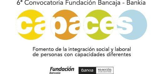 La Fundación Bancaja apoya la diversidad funcional con los proyectos CAPACES