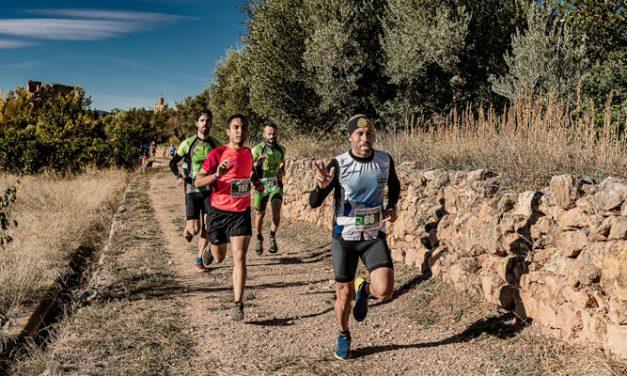 Óscar Soto y Elísabeth Ríos, campeones de la prueba reina del Castellnovo Trails