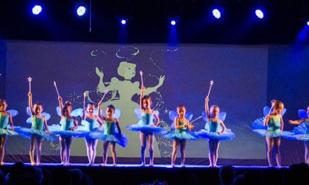 Navidades lúdicas y educativas en la Escuela de Danza Inma Muñoz