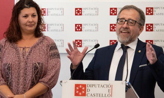 La Diputación aumenta a 5,7 millones la partida del presupuesto para fines sociales
