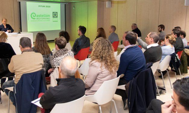 El Patronato de turismo coordina la participación de los pueblos de Castellón en FITUR