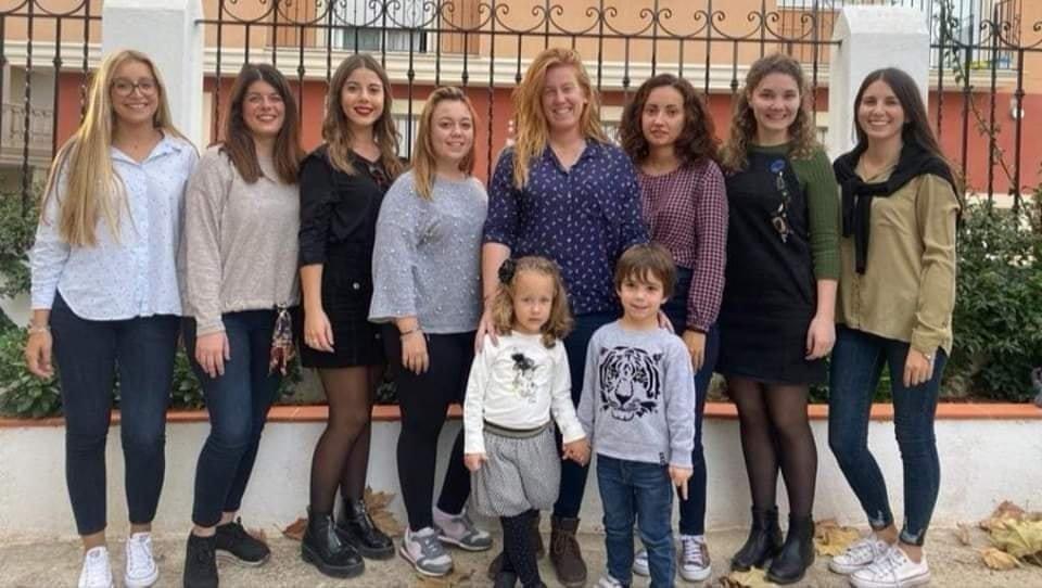 Carla Aliaga reinará en Navajas