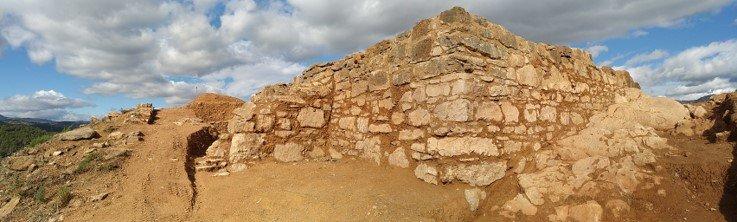Nuevas excavaciones en el poblado íbero la Rochina de Sot de Ferrer