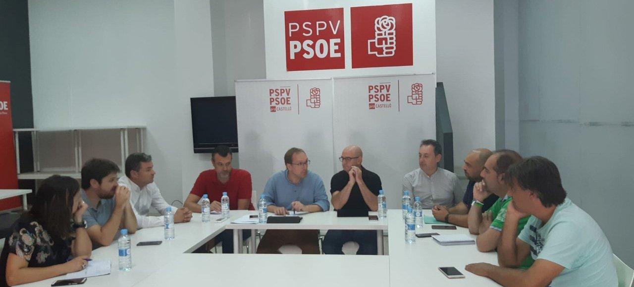 El PSPV avala la vocación comarcalista de la ley de mancomunidades