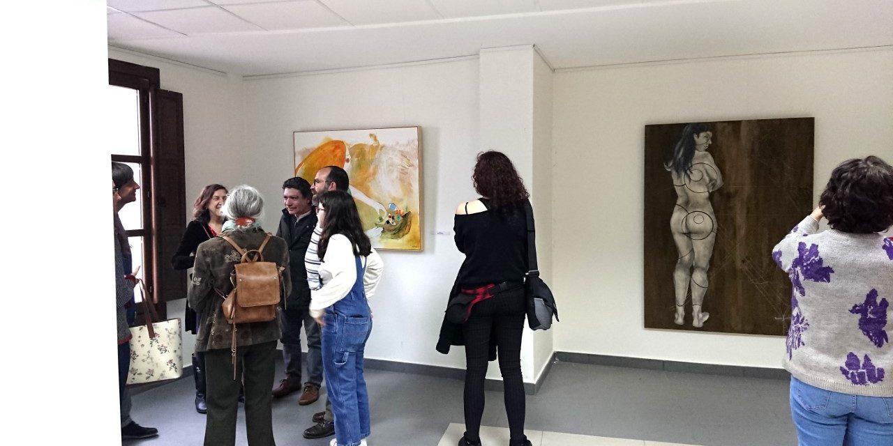 Las mujeres artistas pintan en el Alto Palancia
