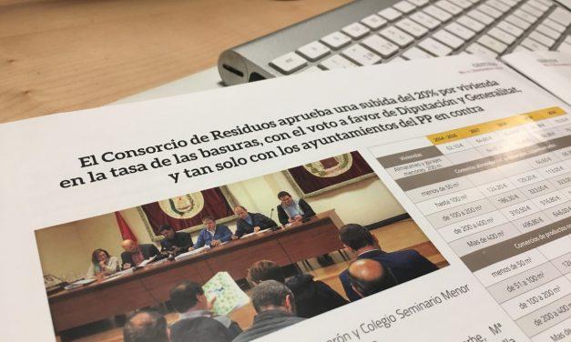 El PSOE de Segorbe denuncia al PP «por usar los medios locales con fines electorales»