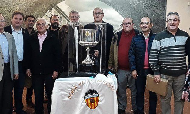 La peña valencianista del Alto Palancia celebra su cena anual