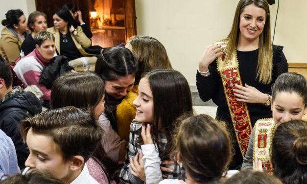 La alegría infantil estalla en el Concurso de Belenes de Segorbe