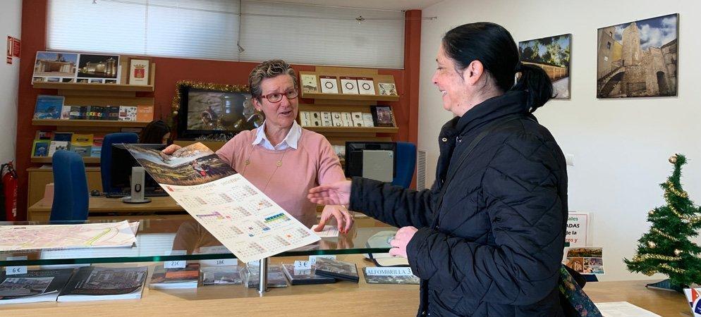 El Ayuntamiento de Segorbe obsequia calendarios a los vecinos