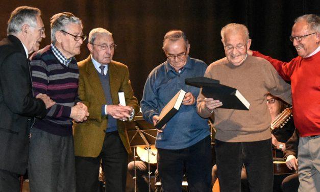 La Orquesta de Pulso y Púa ofreció un concierto a favor de Cáritas