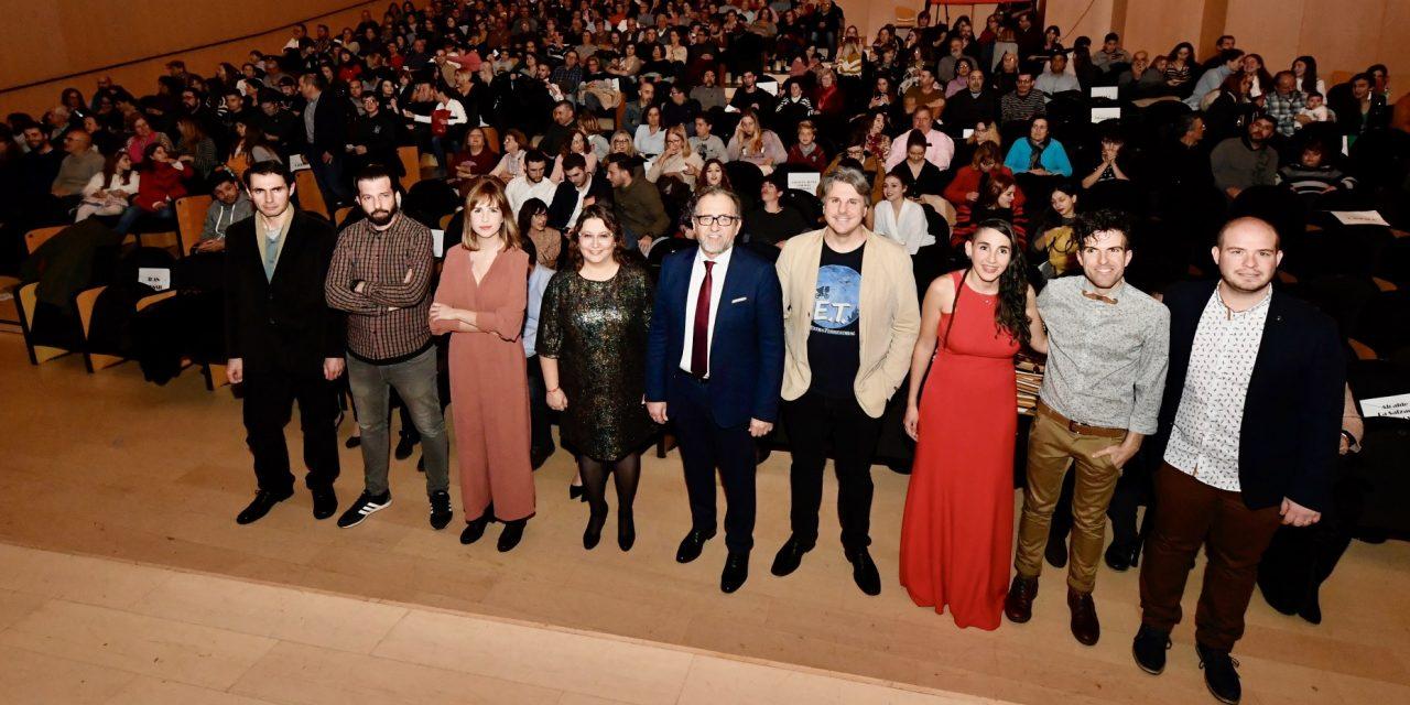Un corto rodado en Caudiel gana el Festival de Diputación